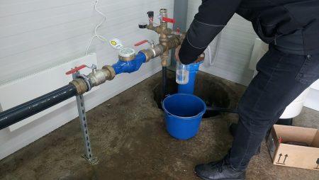 hidrogeologiniai tyrimai, vandenvietes aprobacija ir istekliu ivertinimas